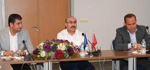 Adana'da 9 belediye İtalya'daki belediyeler ile kardeş şehir olacak Belediyeler arasında kırsal kalkınma ve kırsal turizm konularında işbirliği protokolleri yapılacak