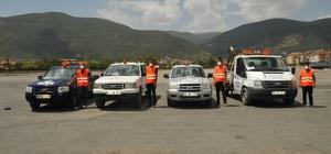 Akşehir Belediyesi ilaçlama çalışmalarını hızlandırdı