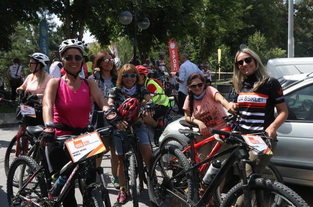 """""""FESTA 2200 Bisiklet Festivali"""" başladı"""