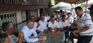Büyükşehir'den Felahiye'ye iki yeni tesis