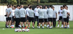 Beşiktaş'ta B36 Torshavn maçı hazırlıkları