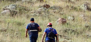 (Özel) Mangal yakmak için çıktıkları dağda mahsur kaldılar 3 kafadar gencin imdadına AFAD yetişti