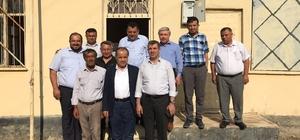 AK heyet köylerde vatandaşlarla buluştu