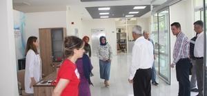 Başkan Karayol'dan minik öğrencilere sürpriz ziyaret