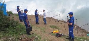 Jandarma ekipleri kaçak avcılara göz açtırmıyor