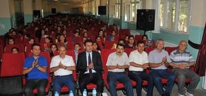 Akşehir ASEM ve KOMEK'ten öğrencilere eğitim semineri