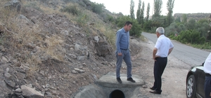 İncesu'da ilkbahar ve sonbahar yağmurlarına önlem alınmaya başlandı