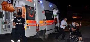 Çorum'da iki yolcu otobüsü çarpıştı: 13 yaralı