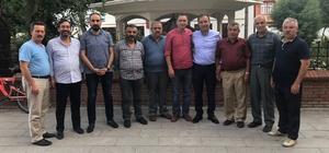 """AK Parti Çorum milletvekili Ahmet Sami Ceylan; """"Çorum'a yapılacak arasta Bursa ve Konya'daki örneklerinden iyi olacak"""""""