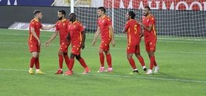 Yeni Malatyaspor hazırlık maçında Gazişehir Gaziantep'i 2-1 yendi