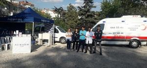 Acıbadem Kayseri Hastanesi'nden 36. Uluslararası Aşık Seyrani Kültür ve Sanat Festivali'ne sağlık desteği