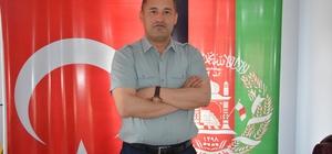 """Gül'den Afgan mültecilere """"Can tehlikeniz yoksa ülkenizi terk etmeyin"""" çağrısı Afganistan Hazara Kültür ve Dayanışma Derneği Başkanı Muhammed Gül: """"Kaçakçılara güvenmeyin, kaçakçıların yalanlarına kanmayın; Binlerce acı hikayelere yenilerini ekletmeyin"""""""