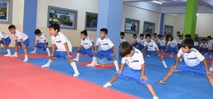 Şahinbey Belediyesi yaz spor okullarına yoğun ilgi