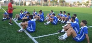 Arsuz Karaağaçspor taraftarıyla buluştu