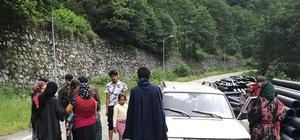Ayder Yaylası'nda zorla satış yapan 37 kişi ilçeden uzaklaştırıldı