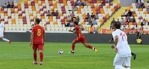 Yeni Malatyaspor'un genç yeteneği İsmail Karakoç oynadığı futbolla beğeni kazandı