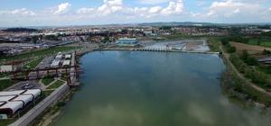 Sakarya Nehri'ni korumak için 160 milyonluk yatırım