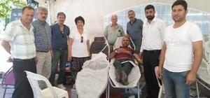 Eskimalatyalılar ilik nakli bekleyen hasta için seferber oldu