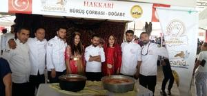 Hakkari 'Hakapad' altın aşçı heykeli ödülü