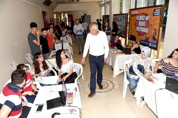 """Seyhan Belediyesi """"Tercih Danışma Merkezi"""" açtı"""