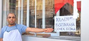 """Cumhurbaşkanı'nın """"dolar ve altın bozdurun"""" çağrısına Ceylanpınar esnafından destek"""