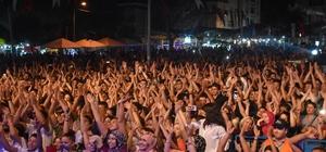 Buharkent taze incir festivali Ferhat Göçer konseri ile sona erdi
