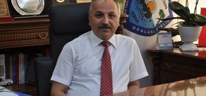 """ESOB Başkanı Dinçer'den TSG Stadı için kent meydanı çağrısı Mersin ESOB Başkanı Talat Dinçer: """"TSG ve çevresi kent meydanı olmalı"""""""