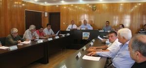 İncesu Belediyesi Ağustos ayı meclis toplantısı yapıldı