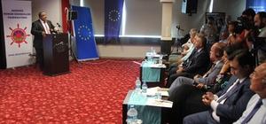 Mersin'de 'Bin Yıllık Varoluş' sempozyumu AB Türkiye Delegasyonu tarafından desteklenen Roman Hakları ve Araştırmaları Merkezi projesinin 'Bin Yıllık Varoluş' kapanış sempozyumu Mersin'de gerçekleştirildi