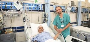 Tek karaciğeri ikiye bölüp, iki hayat kurtardılar Minik Emir ve 52 yaşındaki hasta karaciğer nakliyle hayata döndü