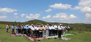 Körfez'de Hacet Bayramı kutlandı