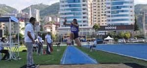 Atletizmde gelecek yıl Süper Lig'de yarışacak takımlar, Trabzon'da düzenlenen finallerde belli oldu