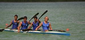 Sakarya Büyükşehir kano takımı Türkiye Şampiyonu