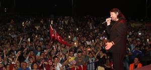 Beyşehir Göl Festivali Ahmet Şafak konseri ile sona erdi