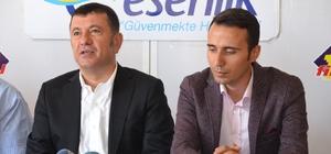 """Ağbaba'dan kurultay açıklaması CHP Genel Başkan Yardımcısı Veli Ağbaba: """" AK Partinin vermediği zararı biz kendi kendimize verdik"""" """" Amerika'nın bakanlar ile ilgili yaptırım kararını doğru bulmuyoru"""""""