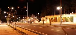 Şehitler Caddesi Bolvadin'in yüz akı oldu