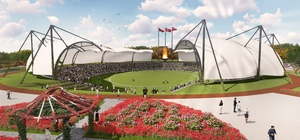 Türkiye'nin ilk büyük yağlı güreş kompleksi Isparta'ya inşa ediliyor