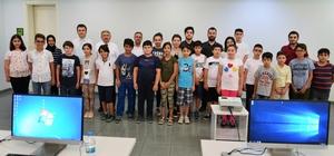 Haftada 60 kişinin eğitim göreceği kodlama eğitimleri başladı