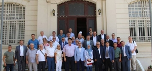 Balıkesirli dernek başkanları Havran'da bir araya geldi