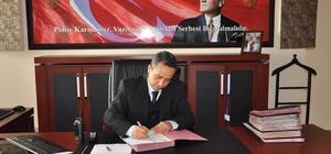 Kuşadası'nın yeni emniyet müdürü Mehmet Ali Berksoy oldu Özgür Selçuk, Aydın Güvenlik Şube Müdürlüğü'ne atandı