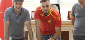 Erkan Kaş Yeni Malatyaspor'da