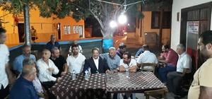 MHP'li Fendoğlu'ndan Orduzu'ya ziyaret