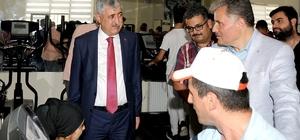 """Malatya Büyükşehir Belediye Başkanı Hacı Uğur Polat: """"Malatya'yı engelsiz bir şehir yapmak için çalışıyoruz"""""""
