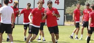Gazişehir Gaziantep, Denizlispor maçının hazırlıklarını sürdürüyor