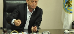 """Koltuğu haczedilen belediye başkanından açıklama Menemen Belediye Başkanı Tahir Şahin: """"Alacaklı, koltuğu haciz ederek şahsımı küçük düşürmek istemekten başka bir şey yapmamaktadır"""""""