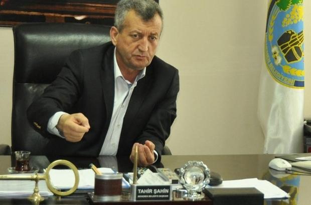 Menemen Belediye Başkanı Tahir Şahin ile ilgili görsel sonucu