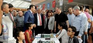 Uluslararası Altın Kayısı Satranç turnuvası başladı 11 ülkeden 555 sporcu katıldı
