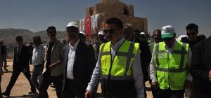 Maliyeti 12 milyar TL olan Ilısu Barajı Türkiye'nin en büyüğü Hasankeyf'te 5 eser daha taşınacak