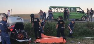 Keşan'daki kazada ölü sayısı 4'e yükseldi