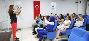 Pamukkale Belediyesi'nden ücretsiz 'İşaret dili' kursu 2 ay sürecek kurslara ilk etapta 18 kişi katıldı Pamukkale Belediyesi sosyal belediyecilik alanında örnek bir projeye imza attı